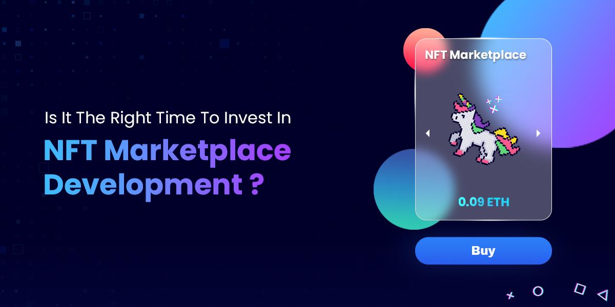 invest nft marketplace development