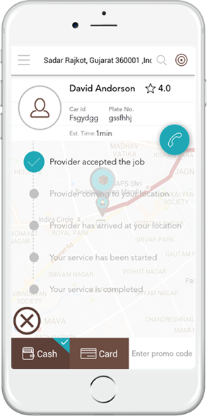 On Demand Delivery, On Demand Delivery Services, Uber for Couriers