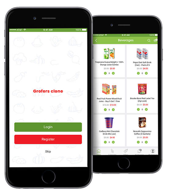 grofers clone,Grofers Clone App,grofers Clone Script,Grocery