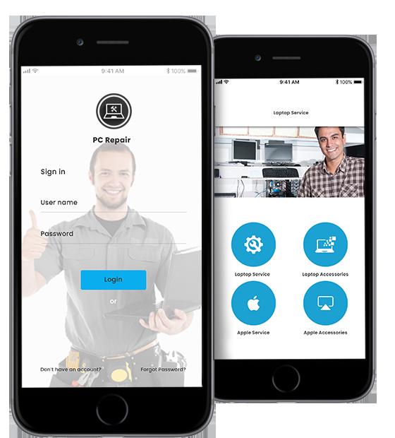 pc repair app,Uber for PC Repair,Uber for PC Repair Services