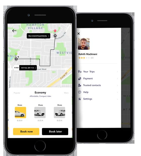 Uber Clone | Uber Clone Apps | Uber Clone Script | Uberdoo com