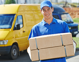 on demand Courier application