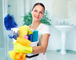 on demand Cleaning application